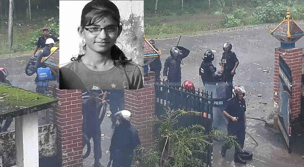 निर्मला हत्या प्रकरणः प्रहरीले किन फिंगर प्रिन्ट लिएन ?