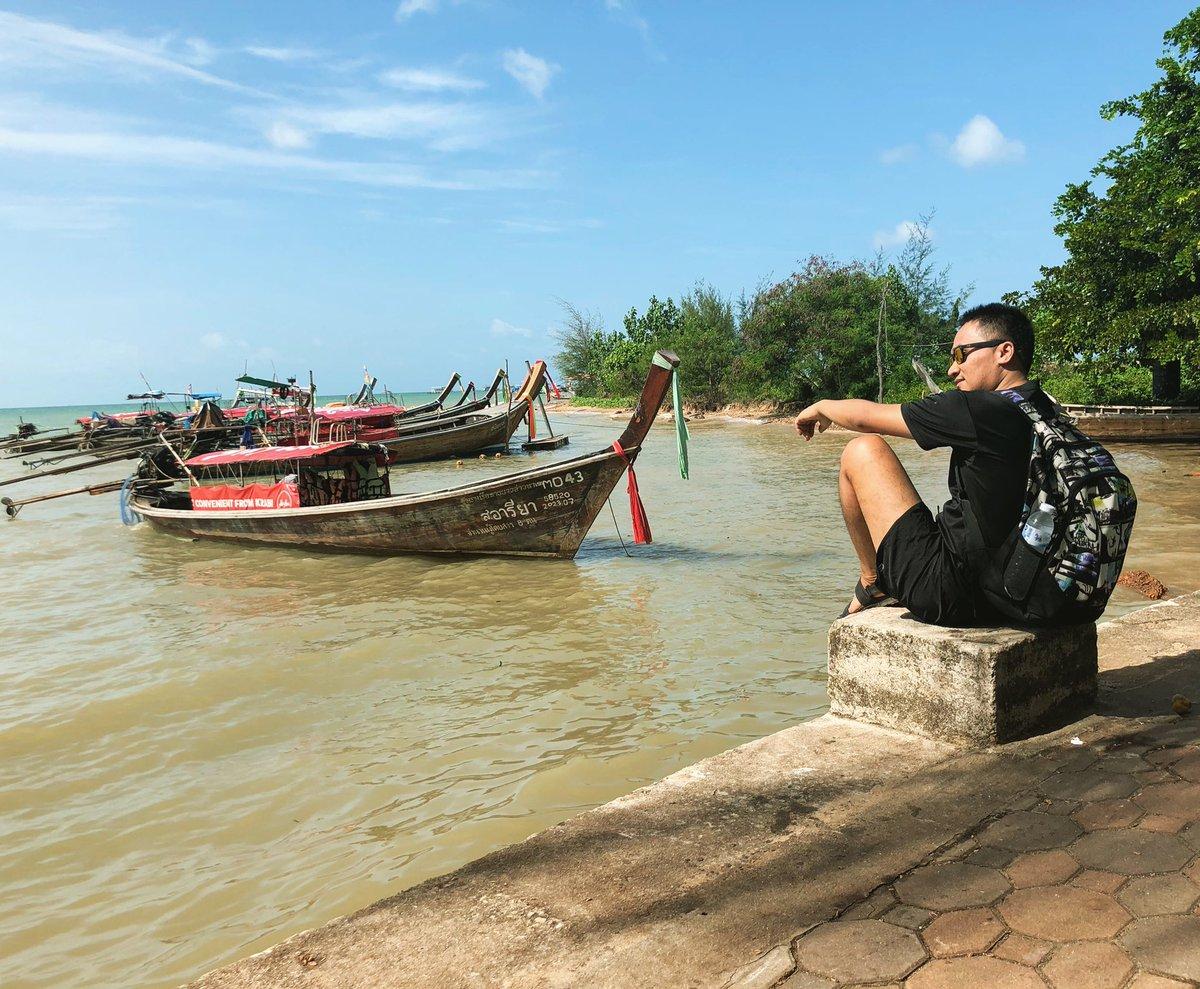 Morning #Krabi #ReviewThailand <br>http://pic.twitter.com/ps8EIQPXzH