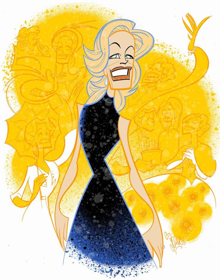.@SquigsRobertson sketches a luminous tribute to Marin Mazzie:  http:// bit.ly/2NaqK2l  &nbsp;  <br>http://pic.twitter.com/R7V04yNqKd