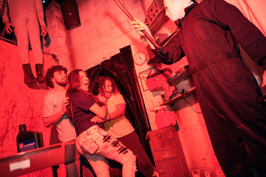 Halloween Horror Nights house rankings