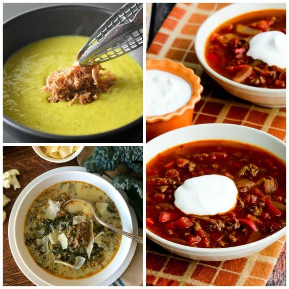 50 AMAZING Low Carb Instant Pot Soup Recipes  for fall: https://t.co/D1nu0o68cg #LiveKORPlus #Food #HealthyFood https://t.co/1xQxEoKveE