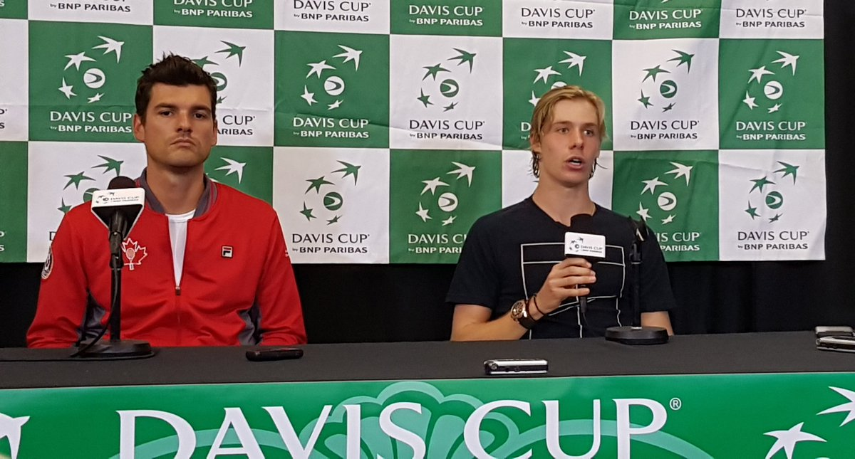 COUPE DAVIS 2018 BARRAGES GROUPE MONDIAL - Page 2 DnGpk7AWsAAIldf