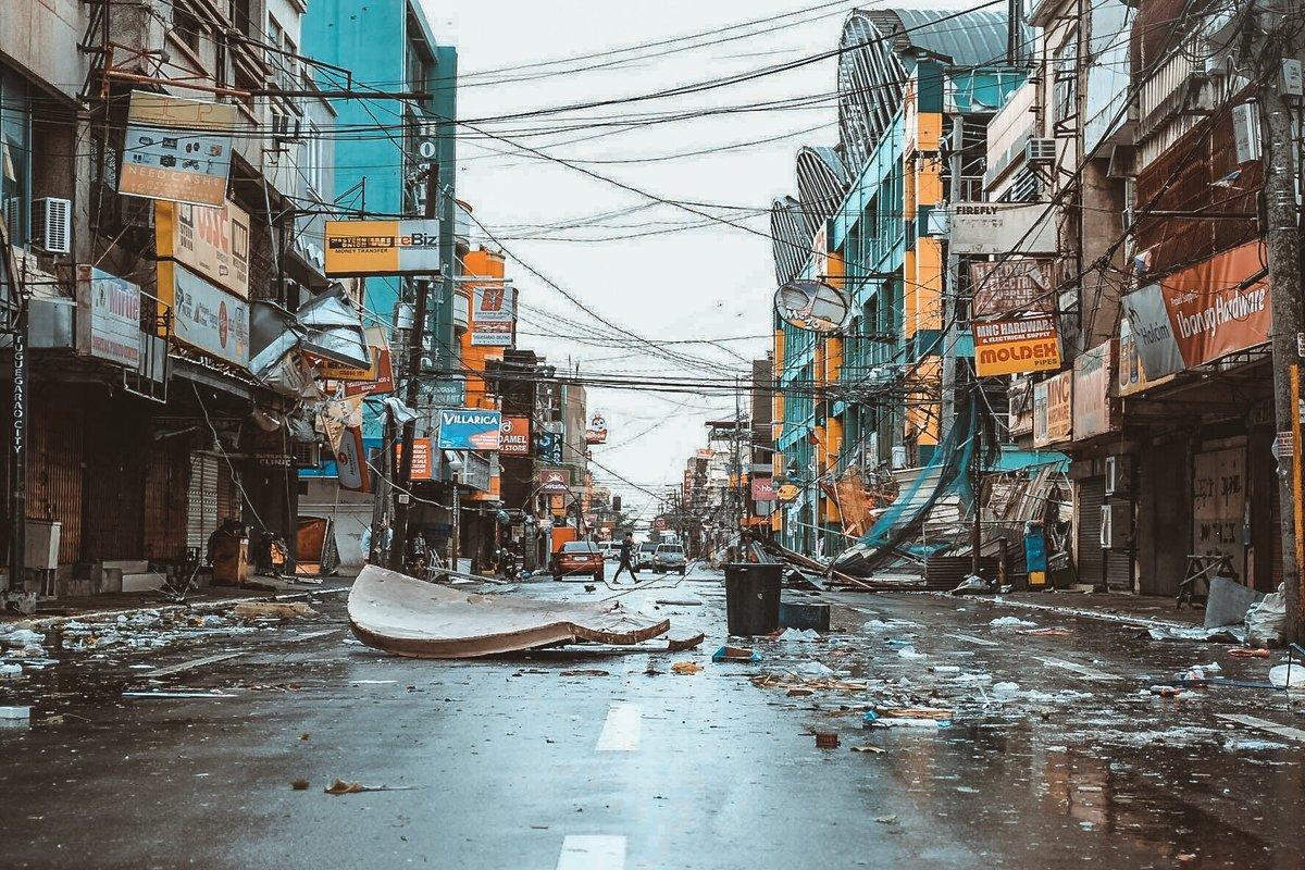 Typhoon Ompong PH Aftermath 🌧 ©️ @lesterballad #TyphoonOmpongPh #KayayanCagayan #KapitLang