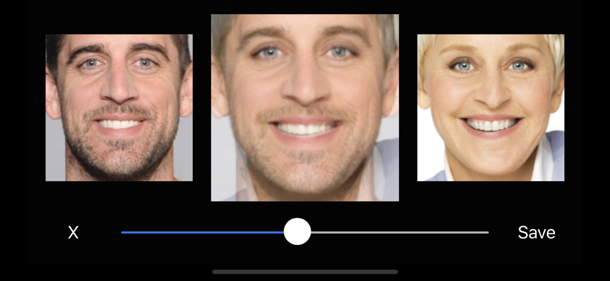 Dcbluestar On Twitter Someone Said Aaron Rodgers Looks Like Ellen Degeneres And Now I Can T Unsee It