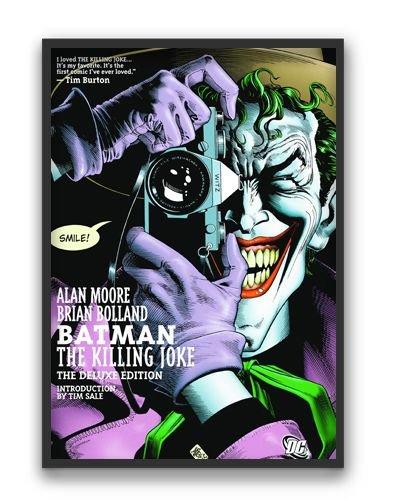Feliz #BatmanDay, para mí ninguna obra (e incluyo a Miller y su Caballero oscuro) ha superado La broma asesina de Moore. Obra maestra. Photo
