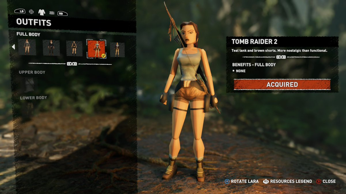 Andrew McGrae's photo on #ShadowOfTheTombRaider