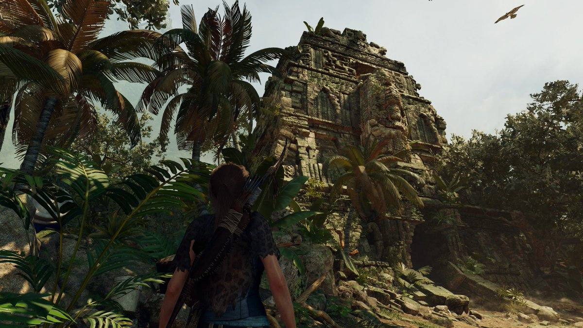ぽん's photo on #ShadowOfTheTombRaider