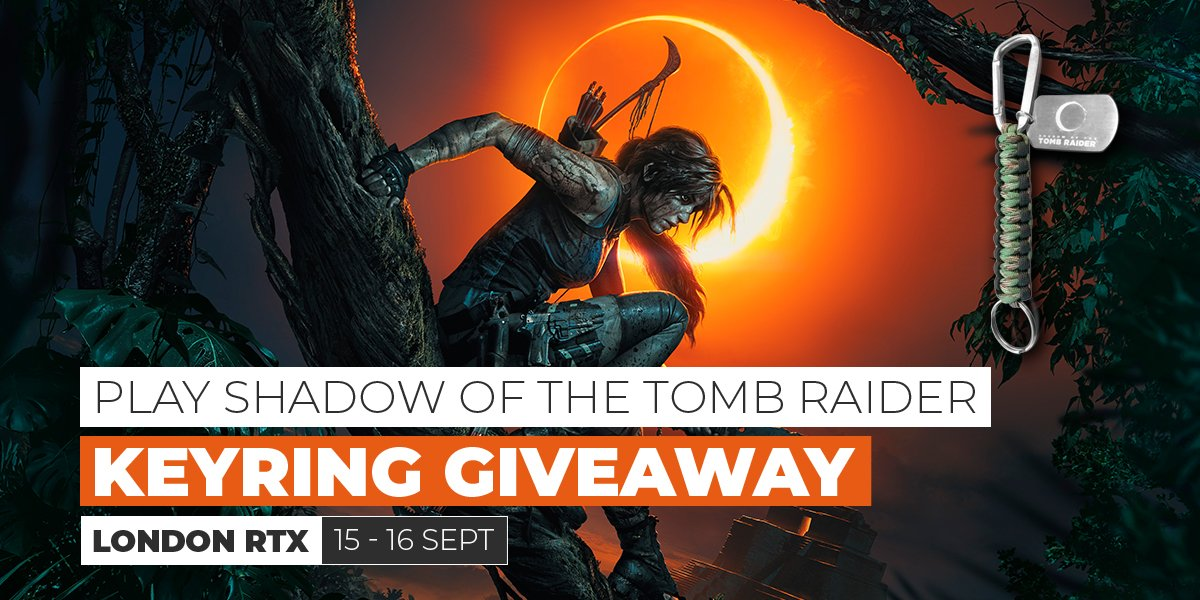 GAME.co.uk's photo on #ShadowOfTheTombRaider