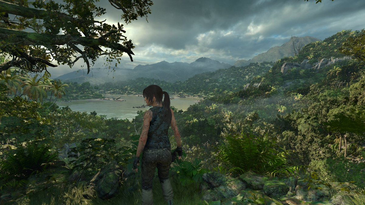 La forêt Péruvienne #ShadowOfTheTombRaider #XboxShare https://t.co/tRySxxDurh