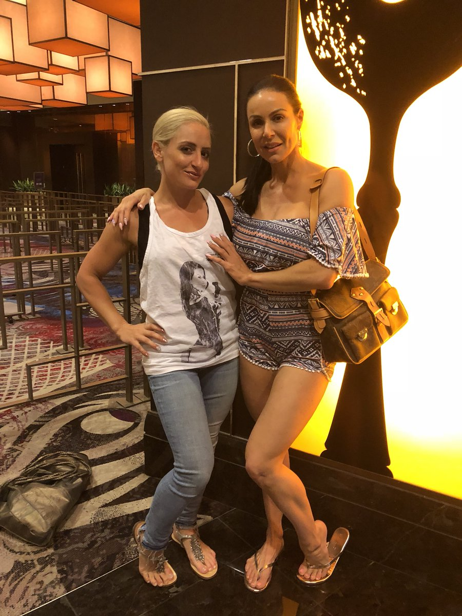 Kendra Lust  - with my girl vegas twitter @KendraLust