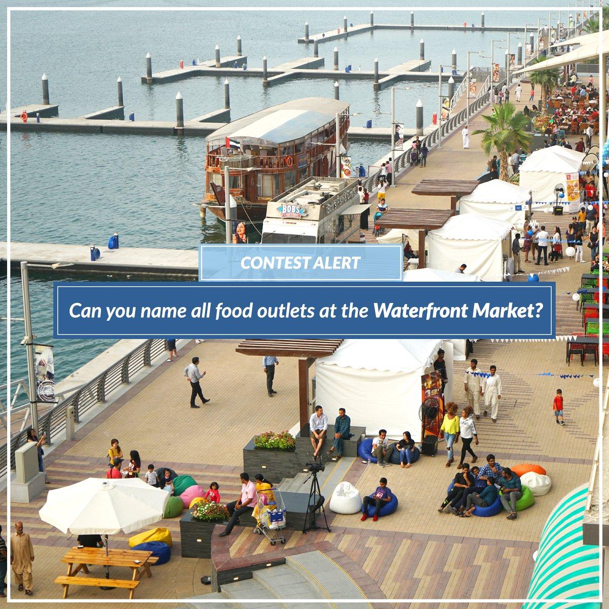 Waterfront Market on Twitter: