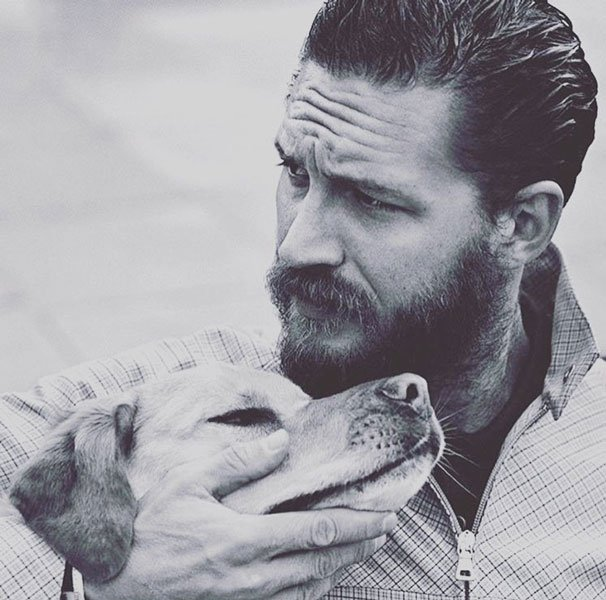 Happy birthday Tom Hardy! -
