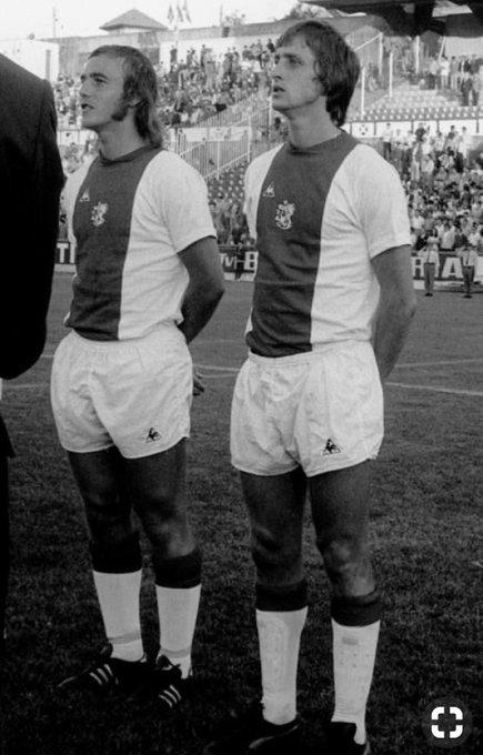 Heute hat einer meiner Lieblingsfußballer seinen 67 Geburtstag Happy Birthday Johan Neeskens