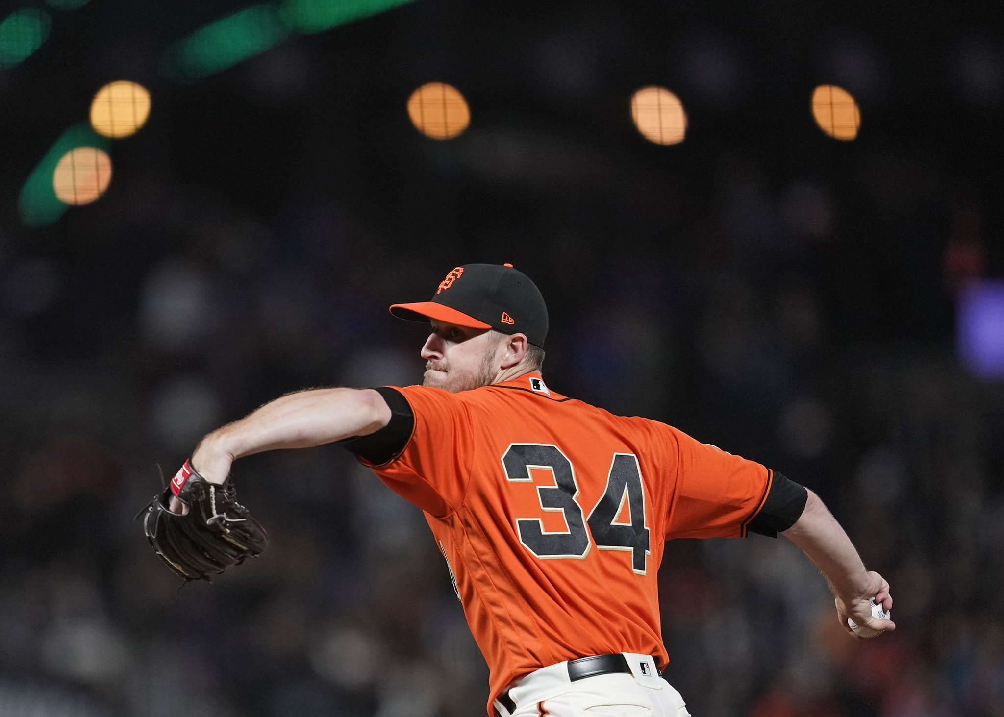 ✅ 114 pitches ✅ 2 hits ✅ complete game shutout  Nice Friday night, @cstratton34 ������  #SFGiants https://t.co/6ccuZjj6zB