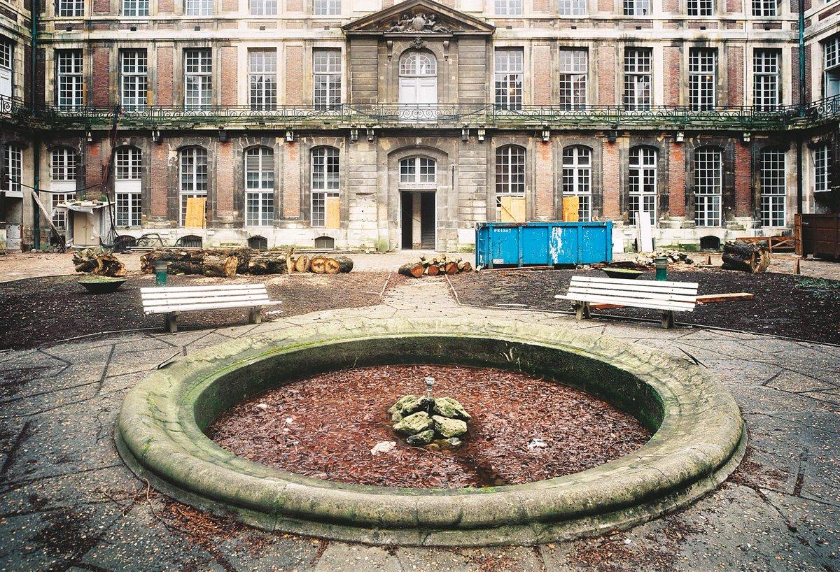 """Chateau de Versailles on Twitter: """"#JEP2018 Aujourd'hui et demain découvrez le  Grand Commun, un bâtiment qui abritait les services de la Cour de 1686 à  1793. Retracez l'histoire de cet édifice à"""