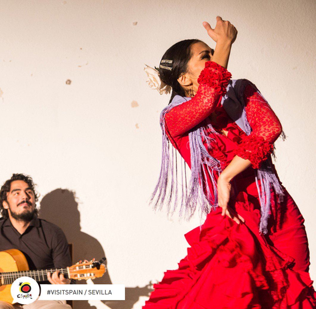 Ti piace il #flamenco? Ami #Siviglia? Allora prendi subito un\