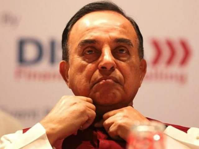 Happy birthday to our guru subramanian swamy