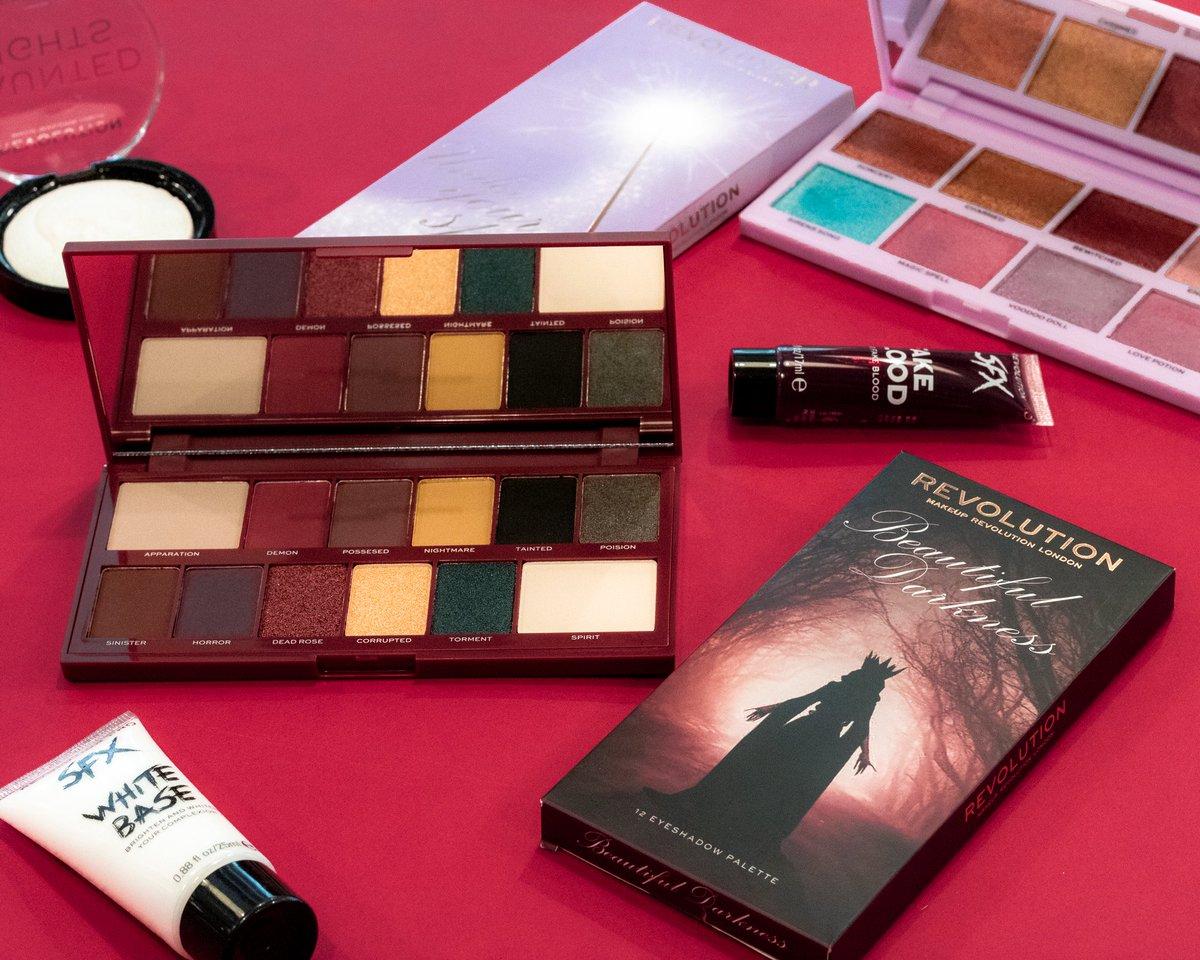 Makeup Revolution Halloween 2020 SPOOKTACULAR Revolution Halloween Collection