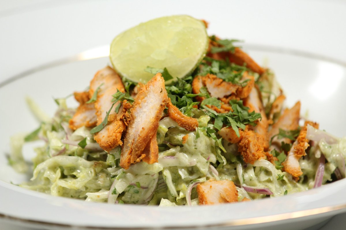 Chef Sanjeev Kapoor On Twitter Chicken Tikka Salad Recipe Link Https T Co 0fozgzcuy7 Hungry