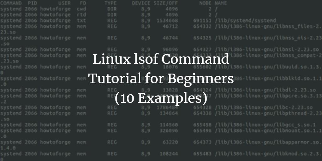 Tecmint: linux howtos, tutorials & guides part 195.