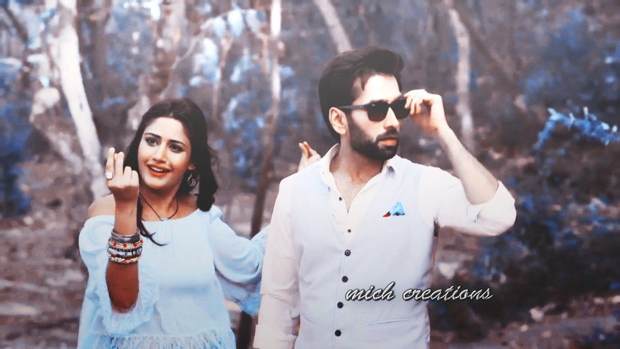 This much cute and khubsuraat, Your OTP can never. #Ishqbaaaz #Shivika https://t.co/F84IHeoErl