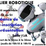 Image for the Tweet beginning: Présentation du nouveau règlement des