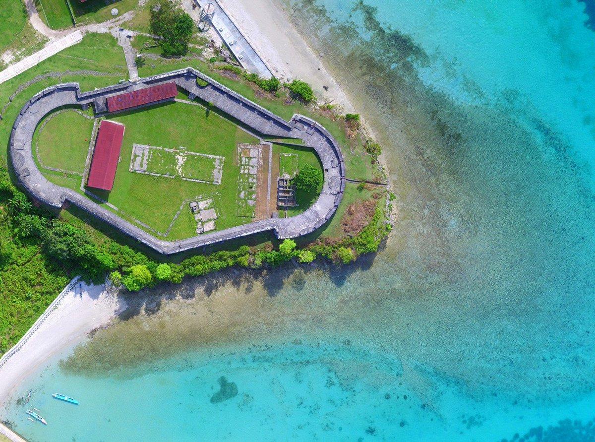 "Uživatel Pattisahusiwa na Twitteru: ""Benteng Duurstede di Pulau ..."