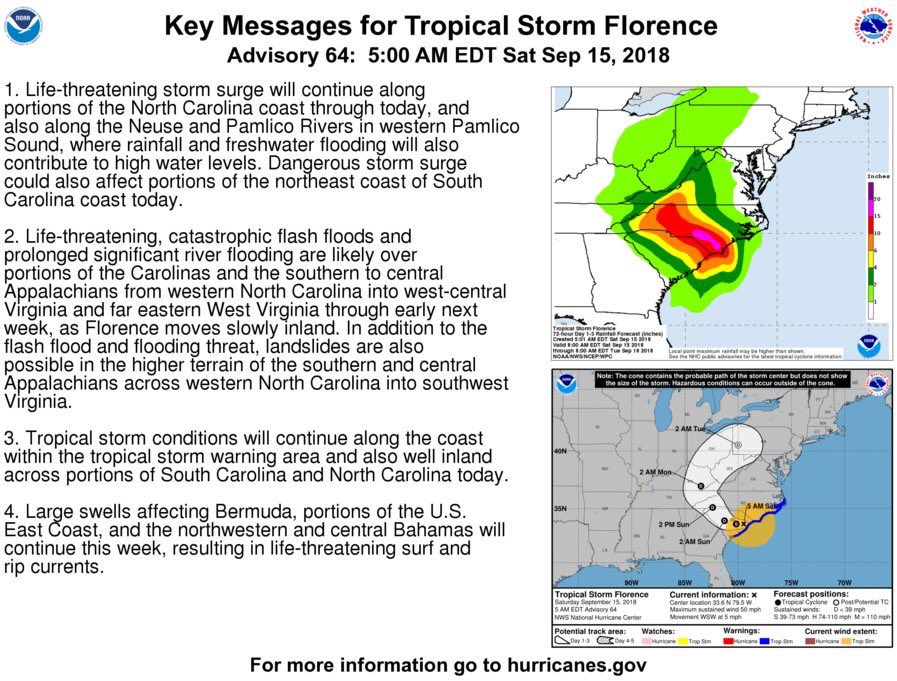 SCEMD's photo on Florence