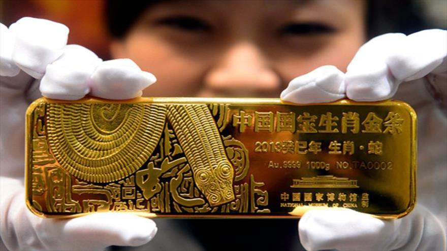 #TrabajoEspecial | Un nuevo orden multipolar nace en la economía del mundo alrededor del oro https://t.co/X9ELPhUoXO https://t.co/isQXJKP5T8
