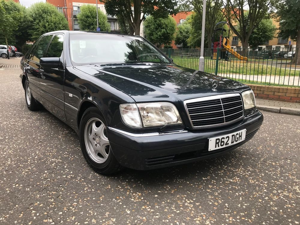 Uk Classic Cars On Twitter Ebay Mercedes S420 V8 Long In Exceptional Condition Classic W140 Limo Fully Loaded Https T Co Gicwbld7aw