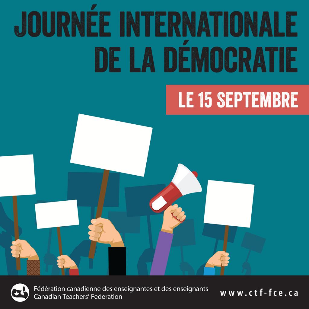 """Résultat de recherche d'images pour """"journée internationale de la démocratie"""""""