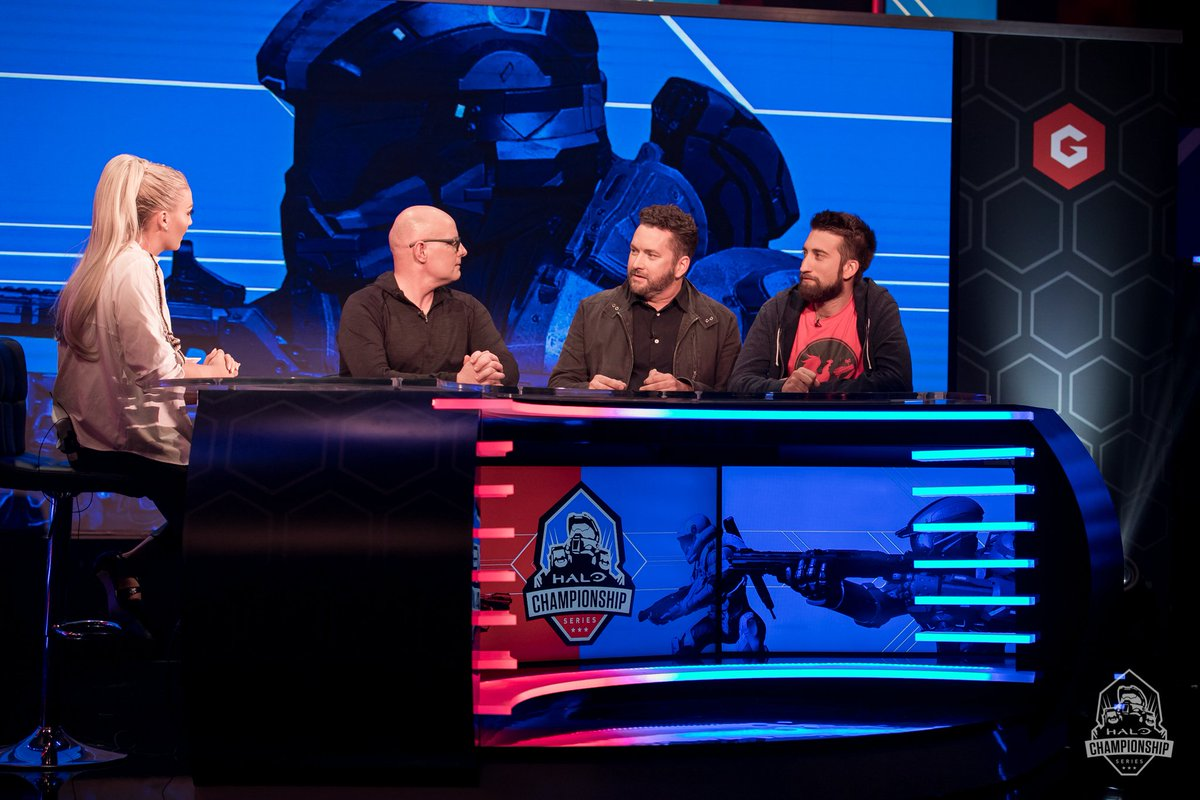 Thank you to our friends @burnie and @GavinFree for joining us at #HCS London yesterday. If you happen to be in the neighborhood, be sure to swing by #RTXLondon this weekend to check out another incredible event! rtxlondon.com