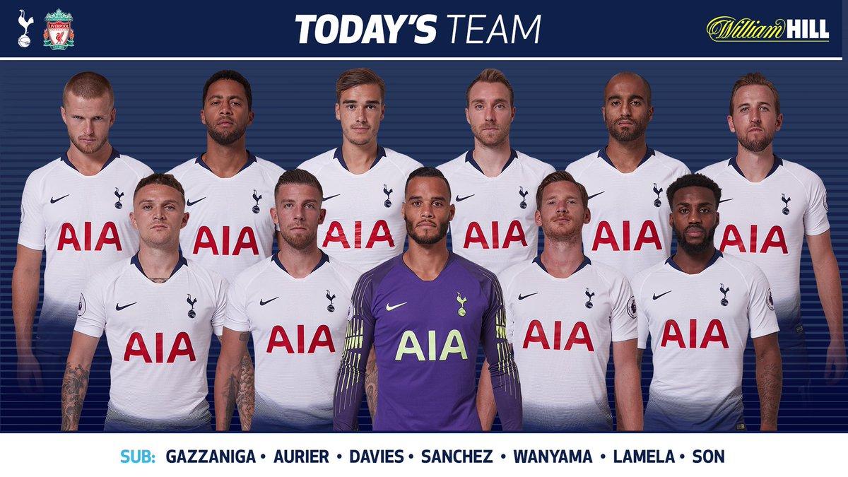 Tottenham Hotspur's photo on Dier