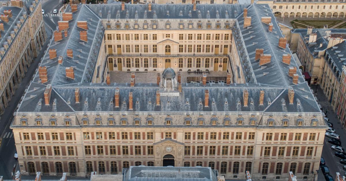 Le Grand Commun – Marie-Antoinette Antoinetthologie