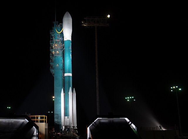 We're ready for launch! Can't wait to launch into orbit to measure our planet's ice!  🚀🛰🌐