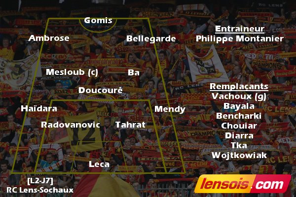 [Ligue 2 - J7] Rc Lens - FC Sochaux-Montbéliard DnIkJsLX0AImHNj