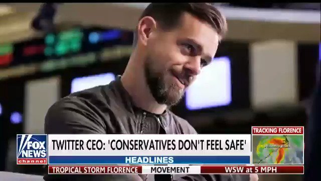 Twitter's CEO admits conservative employees don't feel safe to express their opinions within the company https://t.co/y6kWPkVjM0