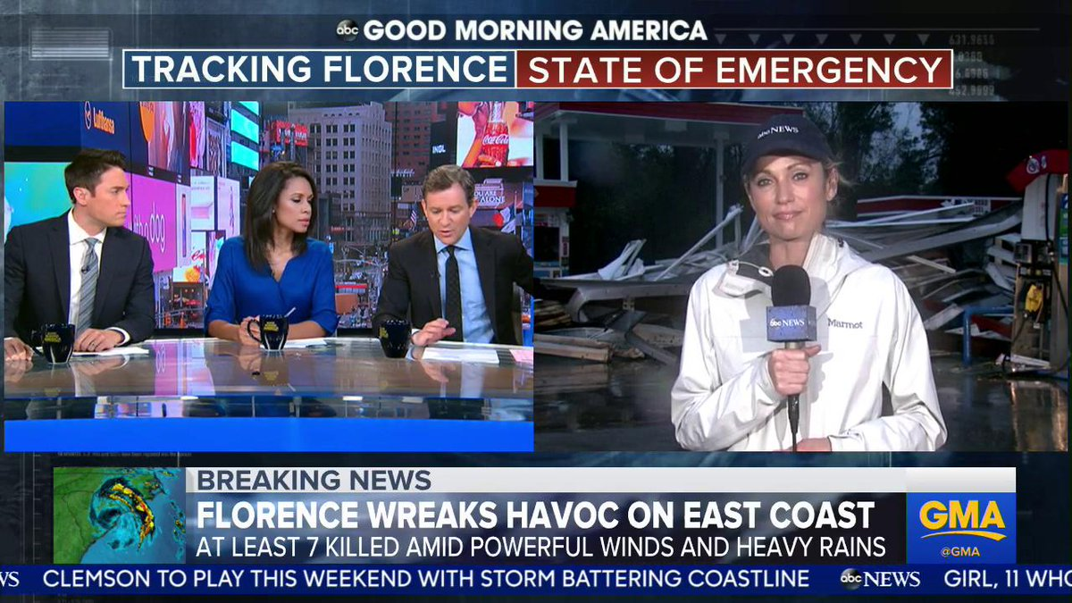Good Morning America's photo on Florence