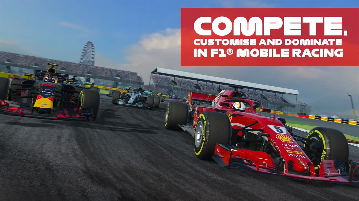 F1 Mobile Racing mod apk download for pc, ios and android