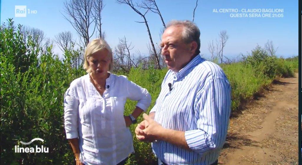 una conversazione con il direttore del parco Antonio Parrinello sui progetti in corso e sulla linea di progressione cancellazione della plastica di sintesi dall\
