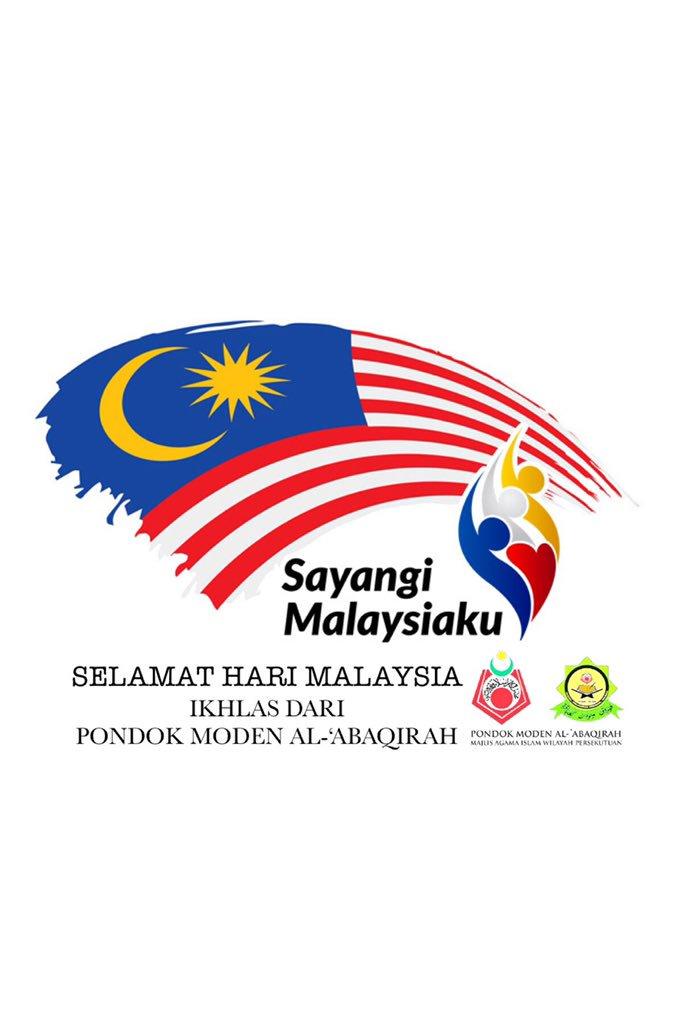 Al Abaqirah Pma Twitterissa Selamat Hari Malaysia Semoga Malaysia Terus Maju Jaya Aman Makmur