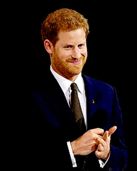 HAPPY BIRTHDAY!! 1984 Prince Harry, Duke of Sussex was born