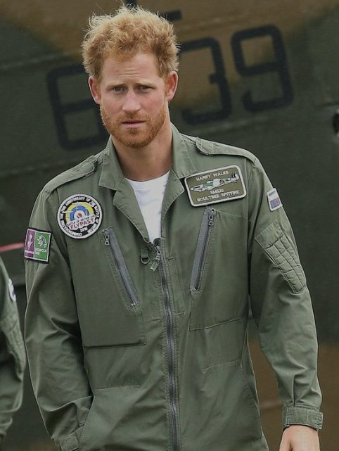 Happy birthday to our man crush everyday Prince Harry