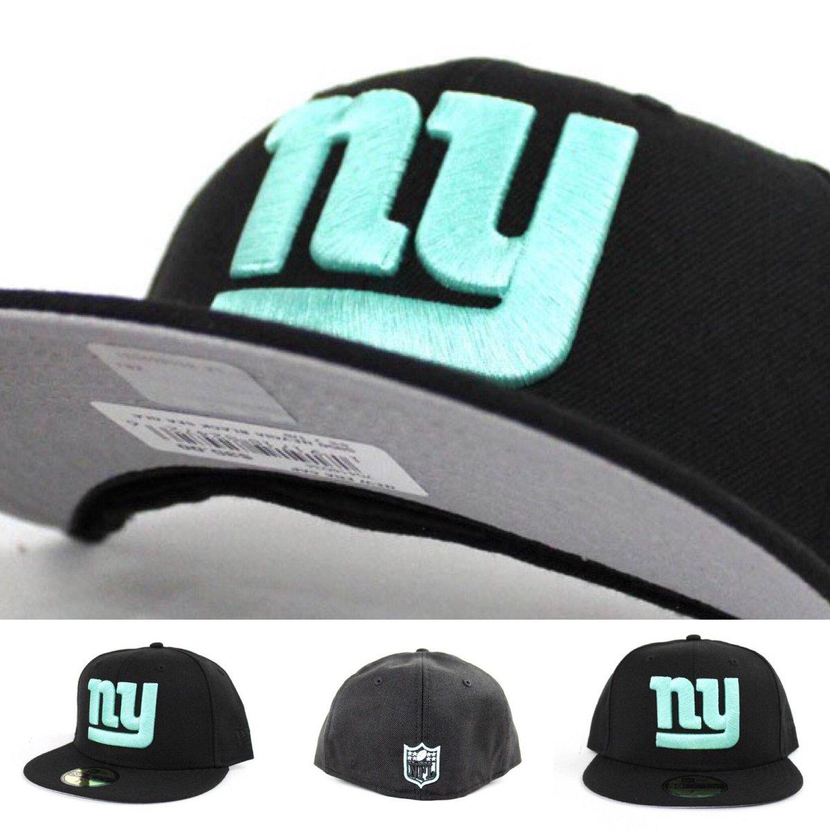 deea44339775a ... http   www.ecapcity.com new-york-giants-new-era-59fifty-fitted-hat-nike-air-foamposite-pro-island-green-2017-aqua-black-gray-under-brim.html  …