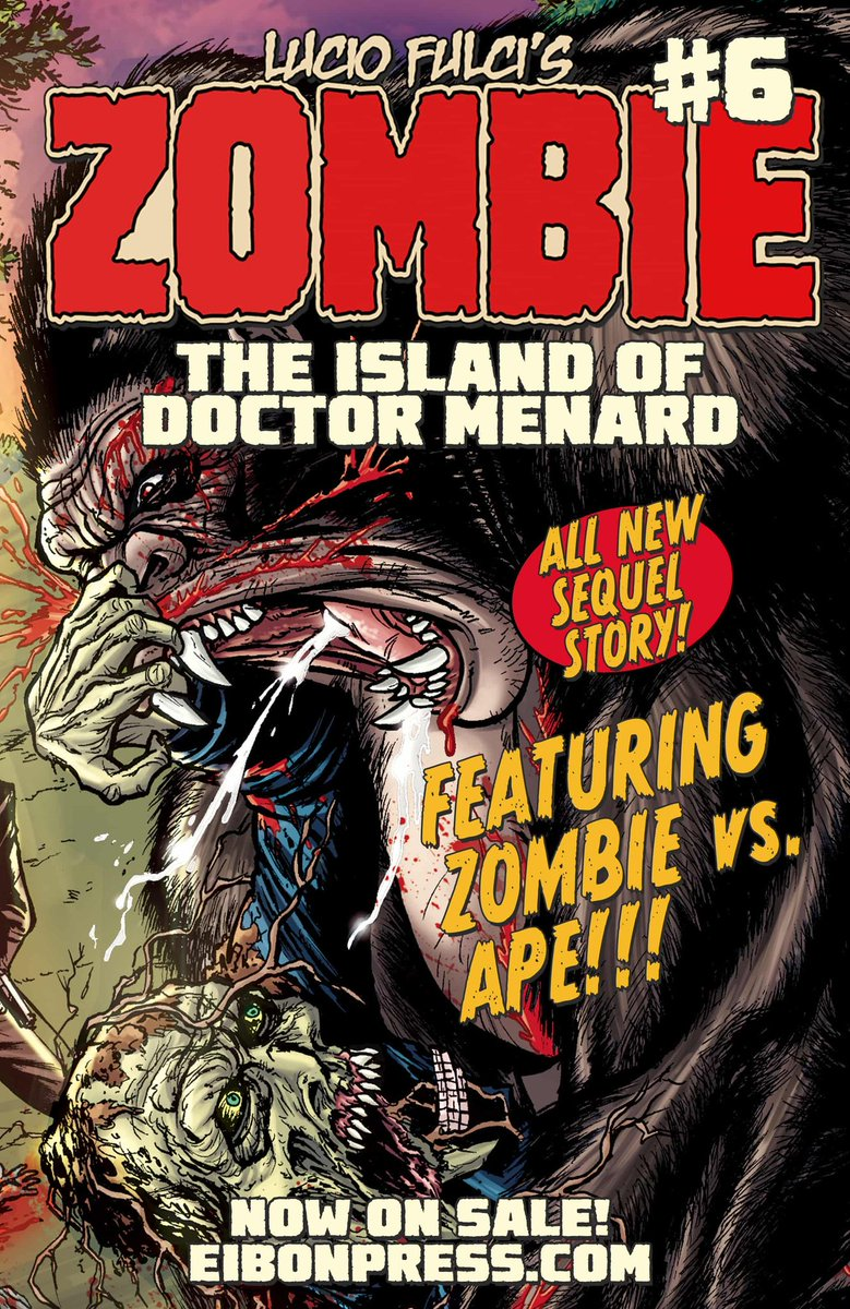Phil Stevens On Twitter Whats Awesome Ape On Zombie Violence