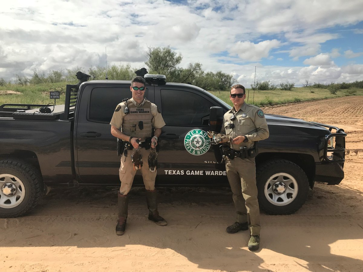 Texas Game Warden On Twitter Two Lubbock Area Game Wardens