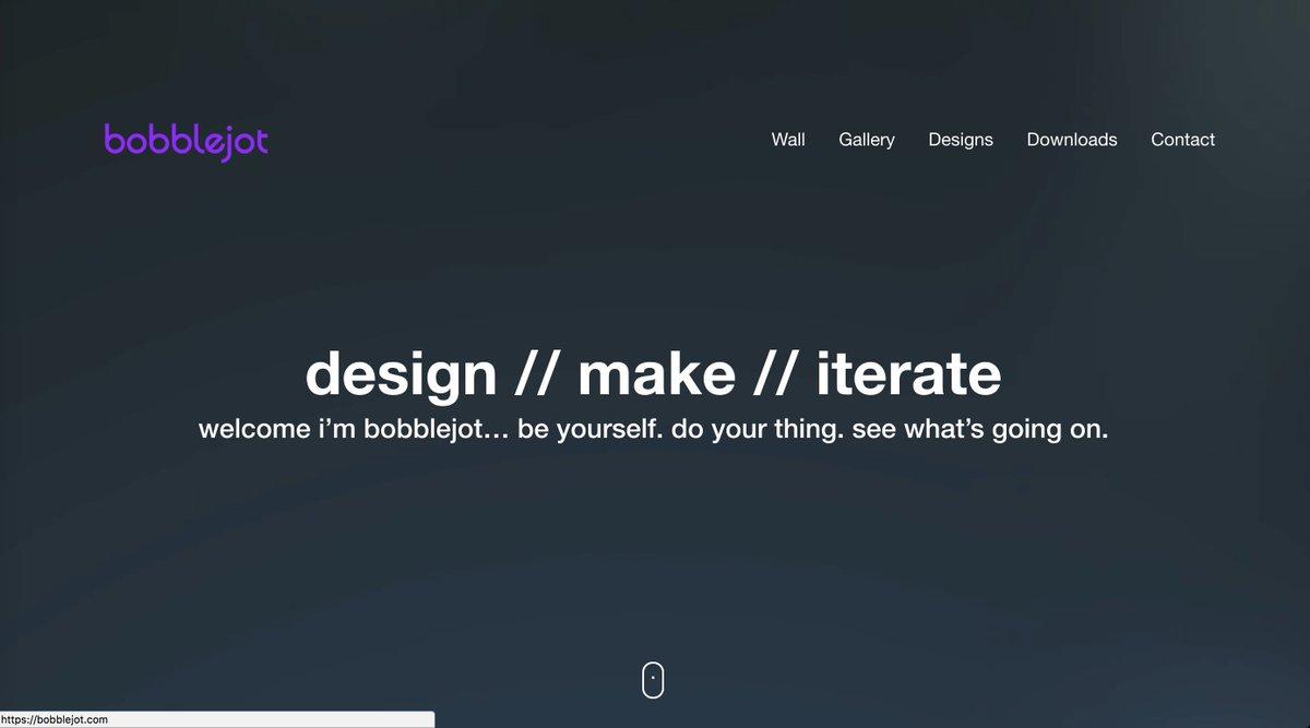 website is taking shape  ...