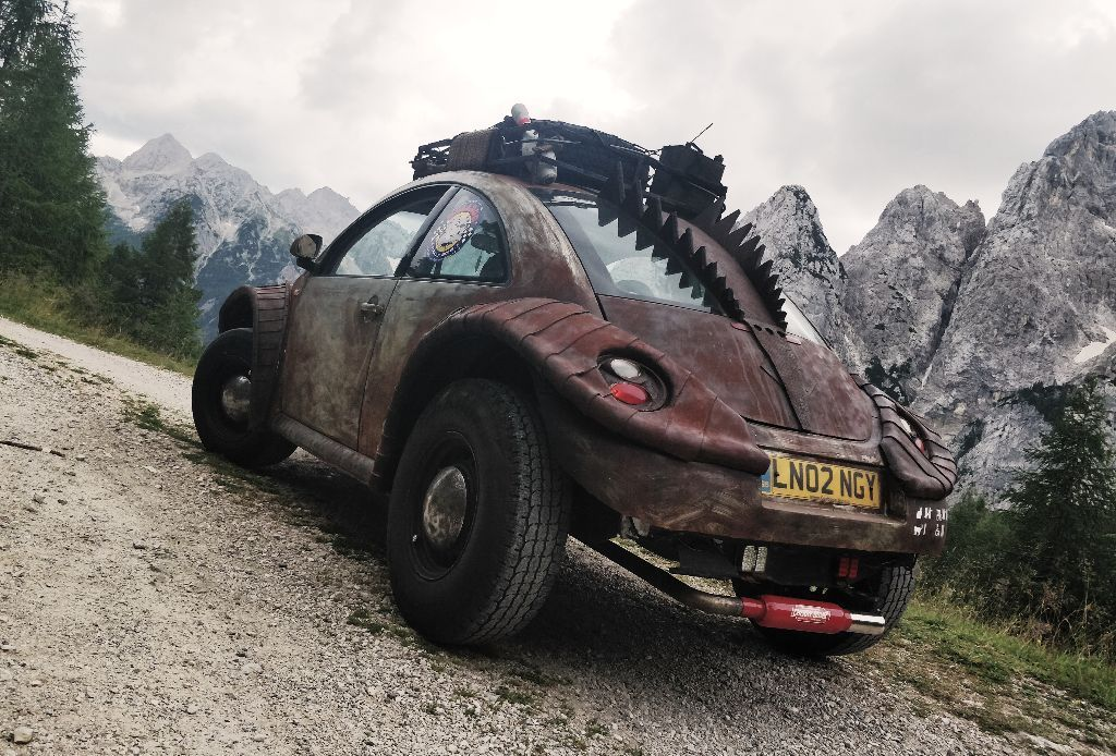 Project Cars Uk On Twitter Mad Max Style Ratlook Vw Beetle Https T Co 5hvfdjorh7