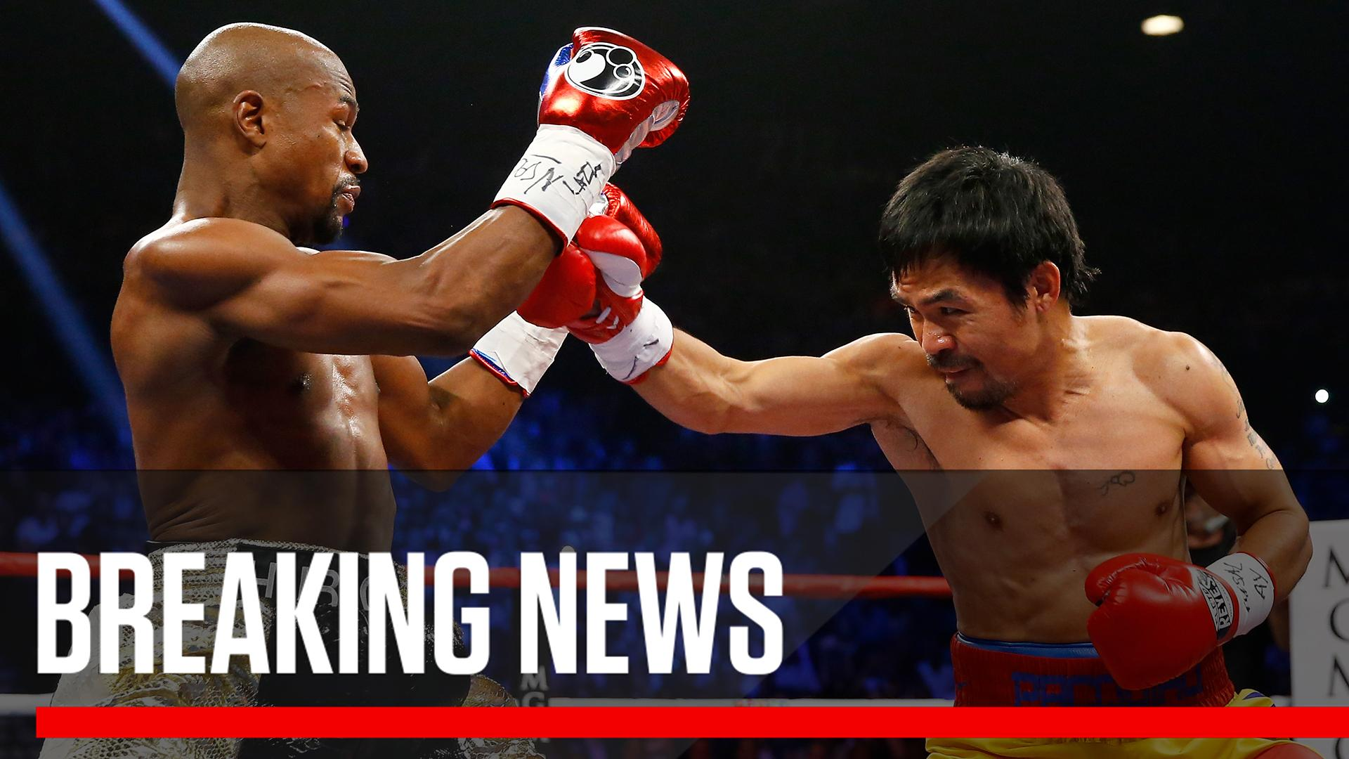 Breaking: Floyd Mayweather says a rematch with Manny Pacquiao is coming this year.   More: https://t.co/ARL1bL2gjw https://t.co/trNJYmqhJl
