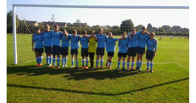 Spitfires beat Curley Park Rangers Photo